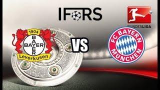 [IFoRS Season 2] FC Bayern VS Bayer Leverkusen // MATCHDAY 11 (Highlights)