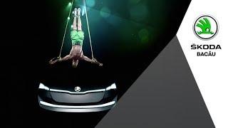 ŠKODA și Cirque du Soleil® au anunțat un parteneriat fantastic.