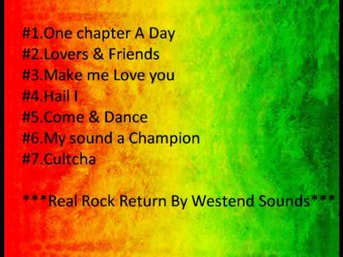 Real Rock Return Riddim mix (2005) By Westend Sounds