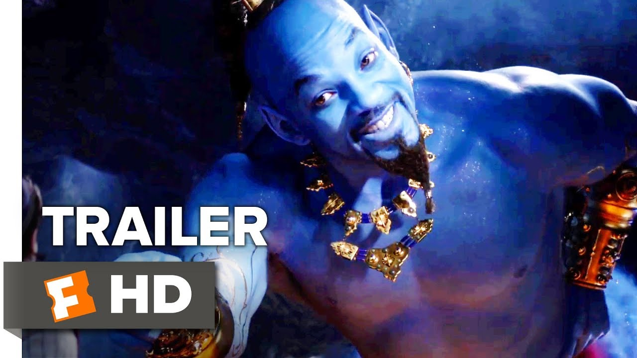 Aladdin Trailer #1 (2019) | Movieclips Trailers