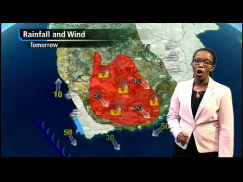 Extended weather forecast: 09 August 2017