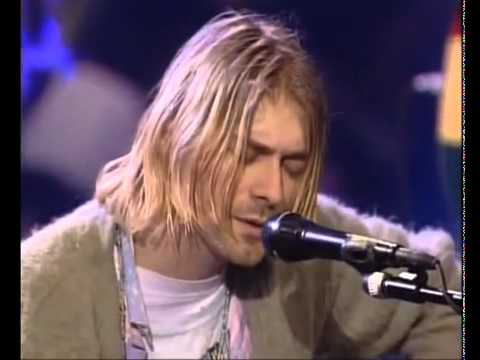 Nirvana - Where Did You Sleep Last Night (unplugged in new york)