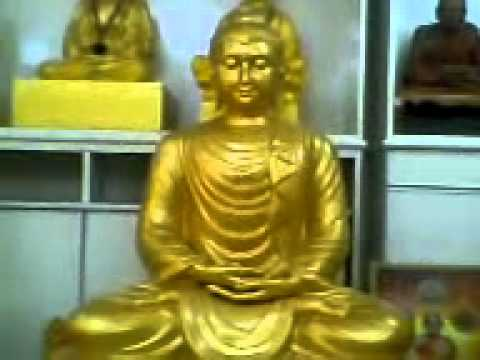 MIracle of Talking Bronze Buddha Statue in Puxian Buddhist Mission