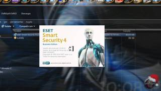 eset nod32 ultima version full con licencias indefinidas para 32 y 64 bits