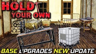 Base Upgrades New Update   Hold Your Own Gameplay   S2 EP5