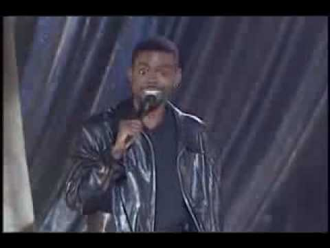 Chris Rock - Black People Vs Niggaz.