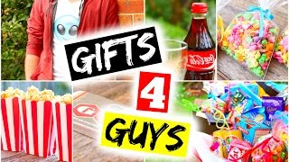DIY Gifts For Guys! DIY Gift Ideas for Christmas Father, Boyfriend, Dad, Brother