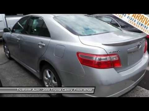 2009 Toyota Camry Indianapolis IN PA8123 - YouTube