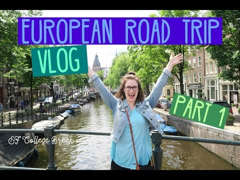 Amsterdam & Germany | Europe Travel Vlog (1)