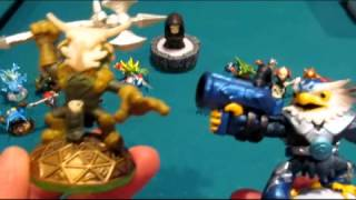 Skylanders Giants Castaways vs Newlanders Round 5 Matches