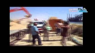 Nouveau canal de Suez: Le défi la volonté du peuple et de la décision du président Sisi 2014- 2015