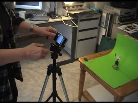 Making Stop Motion,Claymation,
