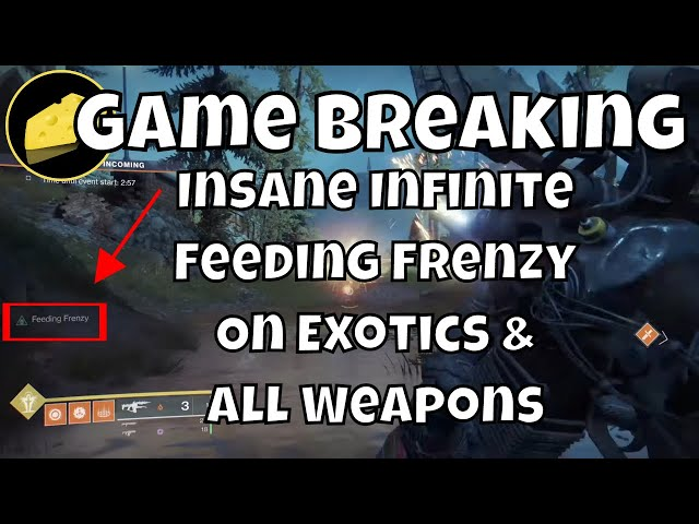 New Destiny 2 Exploit Gives Exotic Weapons Super Fast Reload