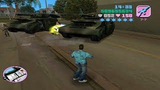 Chạy Trốn Sự Truy Lùng Của Quân Đội Trong 24h - GTA VICE CITY - Mr Thắng