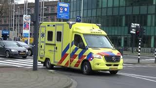 #14 P1A1 Hulpdiensten in Rotterdam