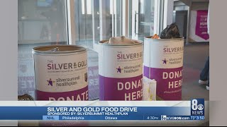 The Silver amp Gold Food Drive