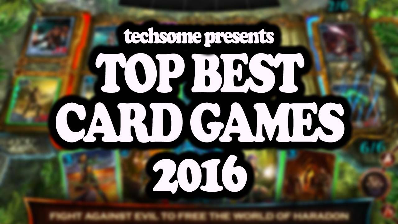 top card games