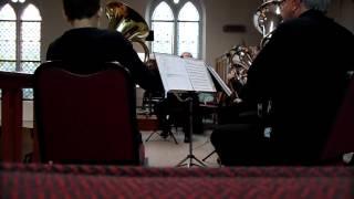 Euphonium-ensemble Diverse kerstliederen