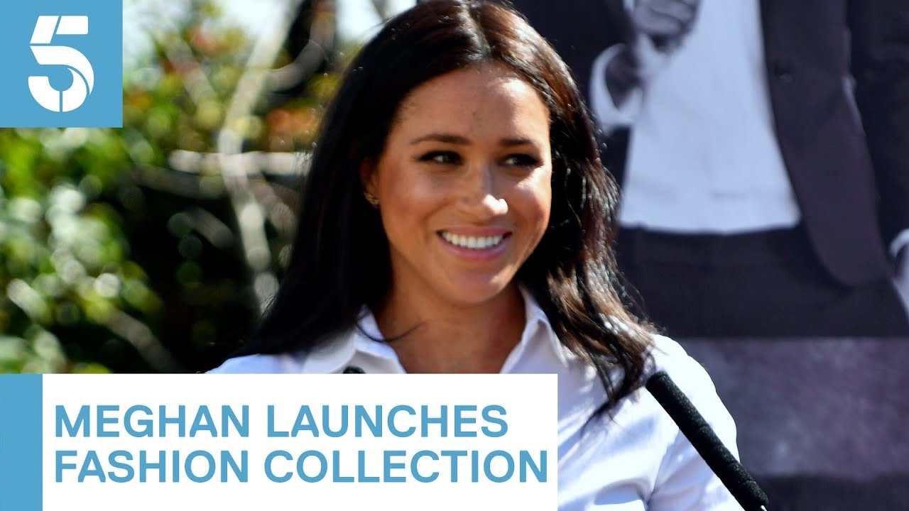 Meghan Markle launches fashion collection | 5 News