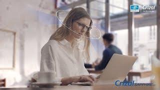 Nieuw: Crizal Sapphire UV