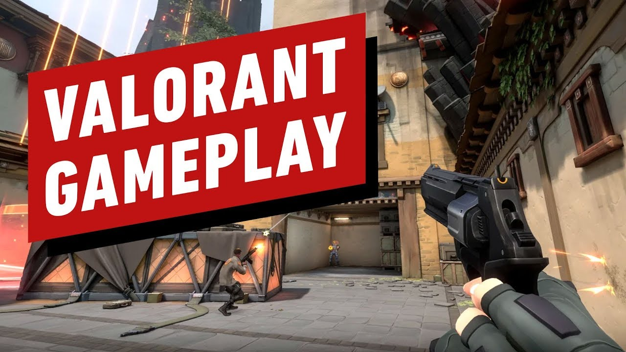 Valorant: Riot's Gameplay Explainer