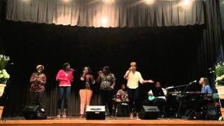 Sopm Praise Team - The Worshipper in Me Wants to Be Free