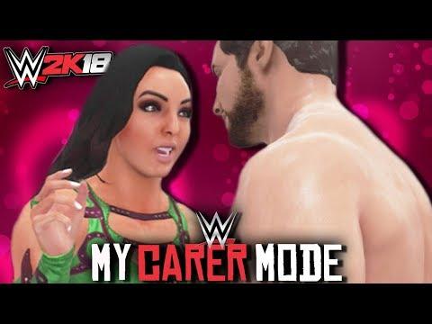 """WWE 2K18 MyCareer Mode Ep. 3 - """"GOT A GIRLFRIEND?!"""" (PS4)"""