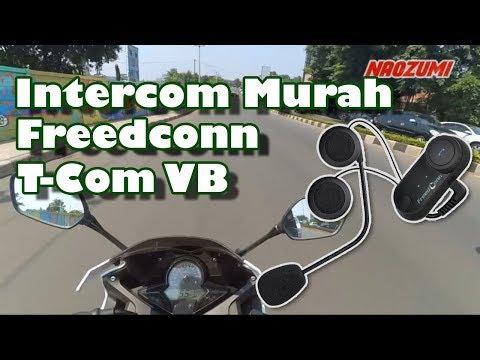 Intercom Murah Berkualitas. Freedconn T - Com VB