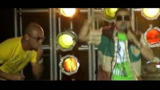 Jowell & Randy Ft Wisin Y Yandel - Loco Remix Official Video Live Version