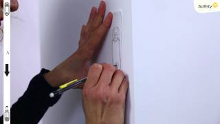 Safety 1st Wall Fix Wooden Extending Gate Installation Video