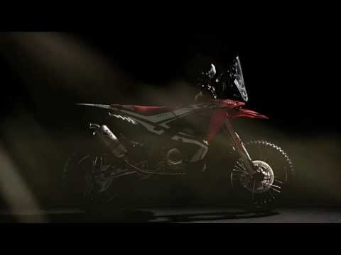 Honda unveils the new CRF RALLY