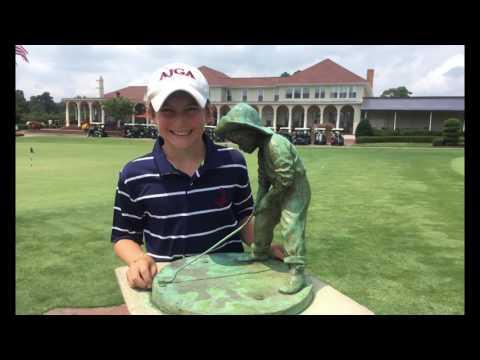 Will Lodge (12 yr old - Highlights) - 2016 US Kids Golf World Championship