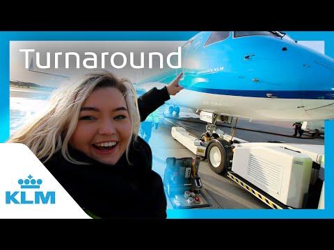 KLM Intern On A Mission - Turnaround