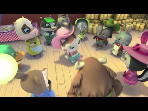 Trailer do filme Uma Ursa Chamada Winnie
