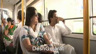 Raj Thackeray visits development projects in Ahmedabad, Gujarat
