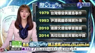 【歷史上的今天】1979 台灣爆發美麗島事件