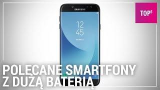 Smartfon z dużą baterią – TOP 5
