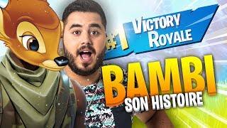 🔥 L'HISTOIRE D'UN BAMBI !