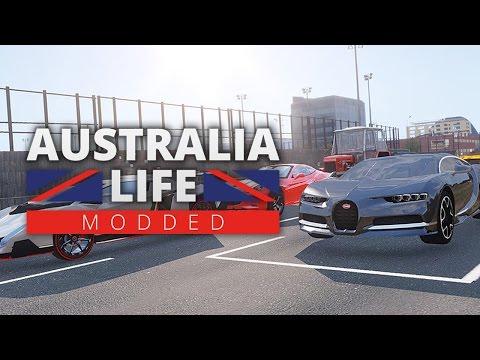 ARMA 3 AUSTRALIA LIFE - Die besten AUTOS in Australien