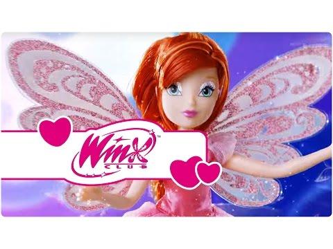 Winx Club - Fashion Dolls - Butterflix Fairy