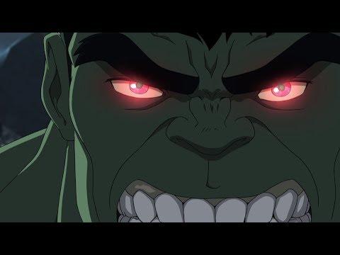 האלק הענק הירוק | הזעם של האלק | Hulk: Agents of S.M.A.S.H