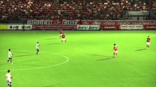 [Highlight] 02.10.2011 - PTT Rayong FC. 2 - 1 BBCU FC.
