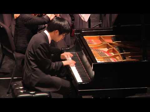 Schumann's Piano Concerto in A minor - John Chen