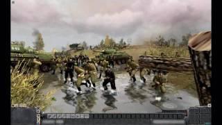 MEN OF WAR (PC): Battle of Prokhorovka - July 12th 1943 - In the Kursk Salient