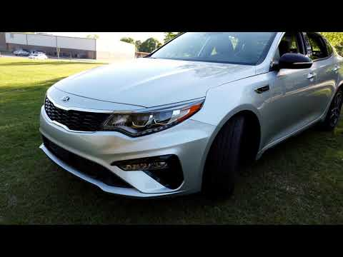 Best Detailed Walkaround 2019 Kia Optima SX Turbo