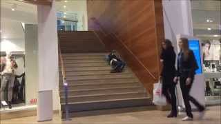 Collapsing in Public - The Bystander Effect (Social Experiment)