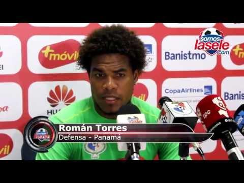 Román Torres señala que el objetivo claro es llegar a la final de la Copa Oro