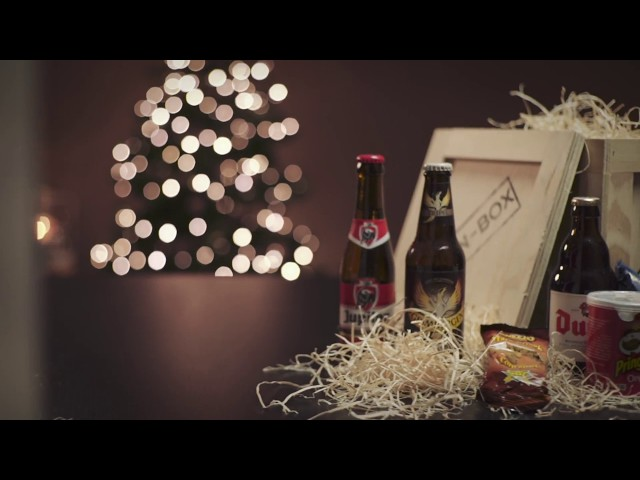 Man-Box | Maak Kerst Onvergetelijk voor Hem