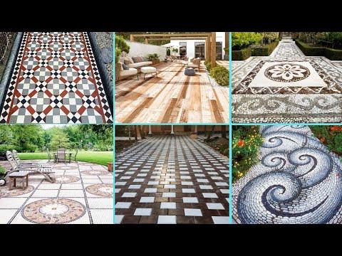 100 perfect outdoor backyard floor tile ideas for modern landscape designs interior decor designs