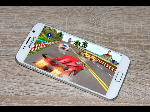 Racing In Car Turbo - Free Android Game